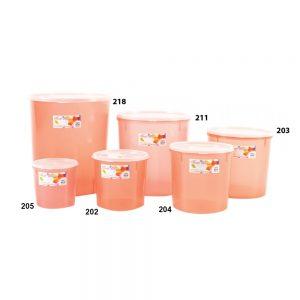 Round Container